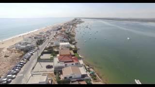 Ilha de Faro - Algarve - Portugal - DJI Phantom 3 Professional 4K