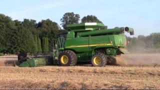 """""""Самые большие зерноуборочные комбайны в мире"""""""