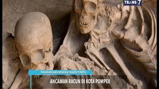 Penemuan Baru, Menguak  Tragedi Pompei -  On The Spot 9 Agustus 2018