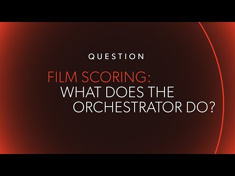"""What is the Role of an Orchestrator?"" 