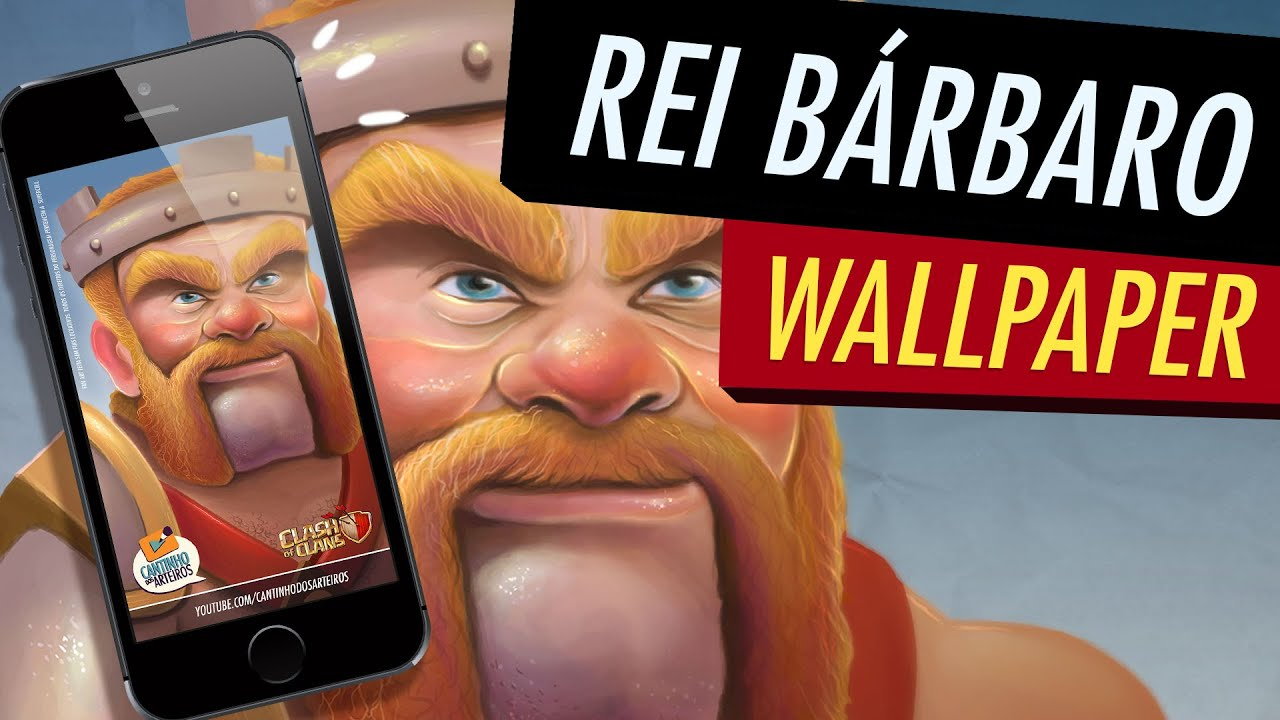 O Rei Barbaro Realista Wallpaper Youtube