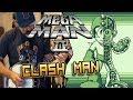 Mega Man 2 (Gameboy) - Clash Man / Crash Man
