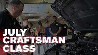 Auto Detailing Training Class July 2016