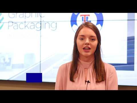 Graphic Packaging Internship Program @ Louisiana Tech University