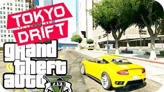 GTA V - Quase Igual a Tokyo Drift