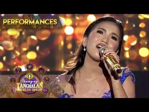 Elaine Duran | Basil Valdez Medley (Final 3) | Tawag ng Tanghalan