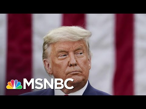 Trump Loses Supreme Court Appeal On Personal, Corporate Tax Returns | Stephanie Ruhle | MSNBC