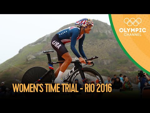 Cycling Road: Women's Time Trial | Rio 2016 Replays