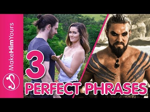 How To Make Him Feel Like A Man   3 Perfect Phrases!