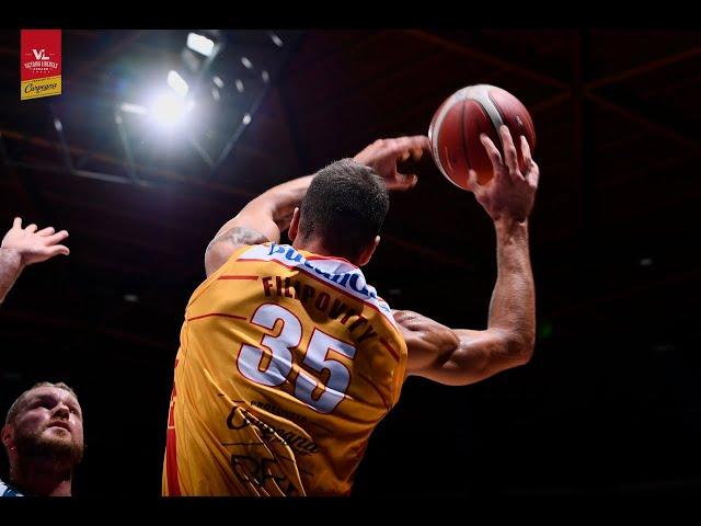 [FullMatch] Acqua S.Bernardo Cantù - Carpegna Prosciutto Basket Pesaro: 81-72