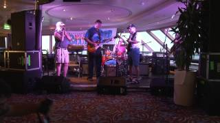 Legendary Blues Cruise #20 Crows Nest Jam 1-25-13 Afternoon