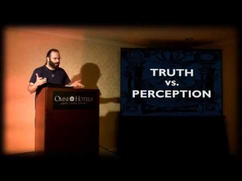 Mark Passio - Truth vs. Perception | Truth Is Objective | Perception Is NOT Reality