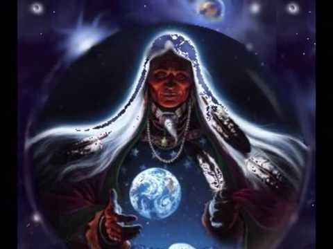 Native American (Hopi Blue Star) Star People - YouTube