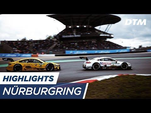 DTM Nürburgring 2017 - Extended Highlights #ThrowbackThursday