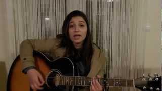 Frank Ocean - Thinkin Bout You (cover) - Carolina Santana