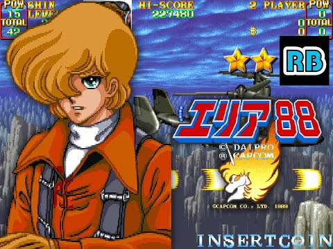 1989 [60fps] Area 88 Shin 1833200pts ALL