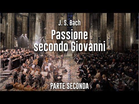 BACH - PASSIONE SECONDO MATTEO - Corale conclusivo n. 78, in italiano (Roma, 28 aprile 2012)из YouTube · Длительность: 7 мин1 с