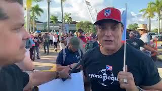 Osvaldo Rios entrevista para Despierta America