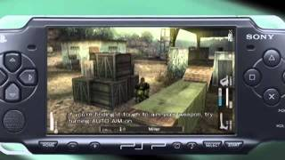 Quick Look: Metal Gear Solid: Peace Walker (Video Game Video Review)