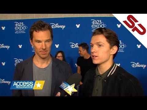 Интервью с актёрами