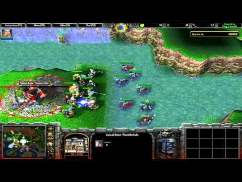 Warcraft 3 custom maps #12 12 Kingdoms