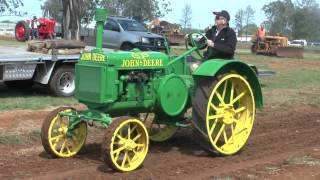 2015 KINGAROY VINTAGE MACHINERY SHOW ATTRACTIONS