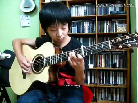 Westlife) You Raise Me Up Sungha Jung Acoustic Tabs Guitar Pro 6 ...