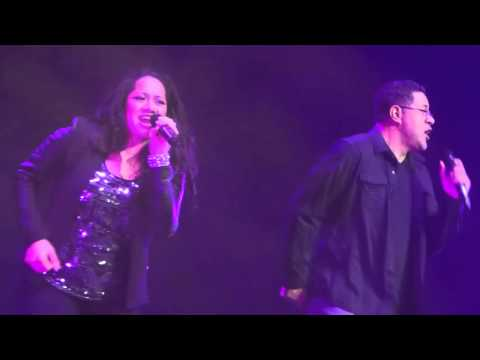 The Jets, Crush on You, Live Concert, San Jose, California, Feb 2015, Old School, 98.1