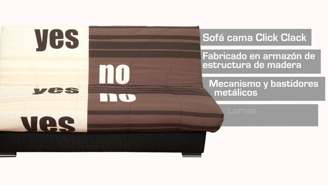 Muebles boom sof cama 66 sof cam 14 15 16 youtube - Sofa cama muebles boom ...