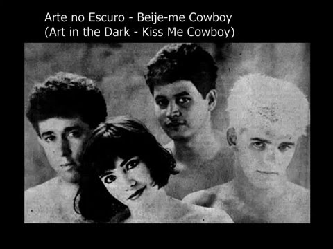 Art in the Dark - Kiss Me Cowboy