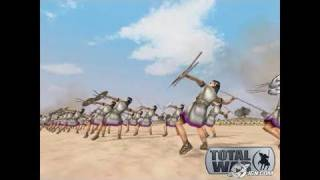 Rome: Total War PC Games Trailer - Rome: Total War