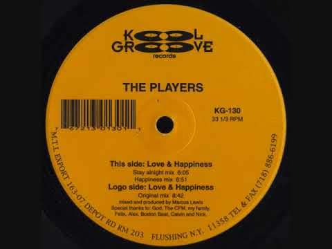 The Players - Love & Happiness (Happiness Mix)