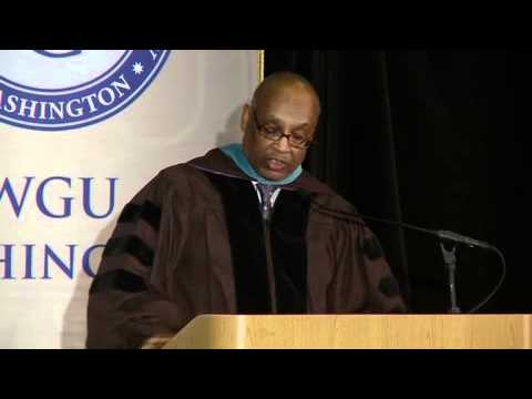 Former Seattle Mayor Norman Rice, online university commencement speaker