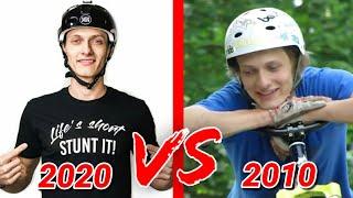 OLD LUKAS KNOPF VS NEW LUKAS KNOPF / DIRT LEGEND / 2020 VS 2010 / MTB MOTIVATION ( STUNT IT ! )