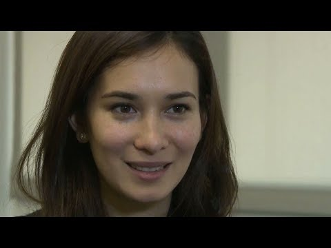 Celina Jade discusses her career and the growing Chinese film industry