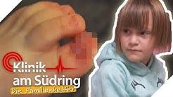Zehennägel fallen aus! Wieso spürt Elisa (6) keine Schmerzen? | Die Familienhelfer | SAT.1