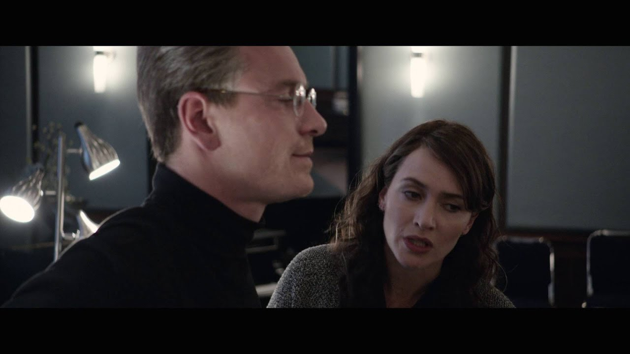 """Steve Jobs / Extrait """"Joanna pose un ultimatum à Steve"""" VF [Au cinéma le 3 février]"""