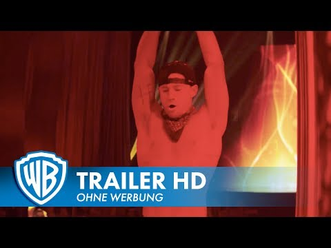 MAGIC MIKE XXL - Trailer F2 Deutsch HD German