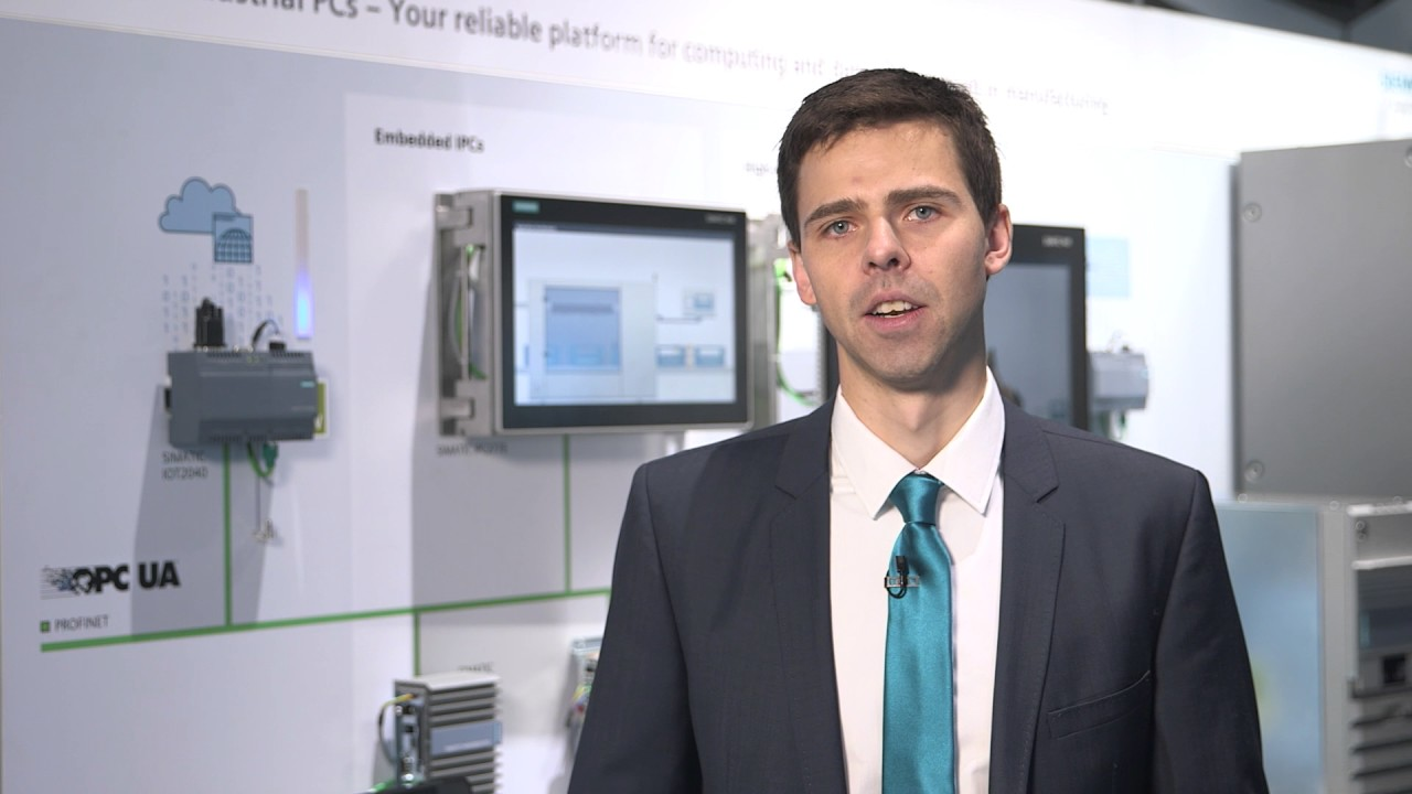 SIMATIC IOT2040 from Siemens - The IoT Gateway