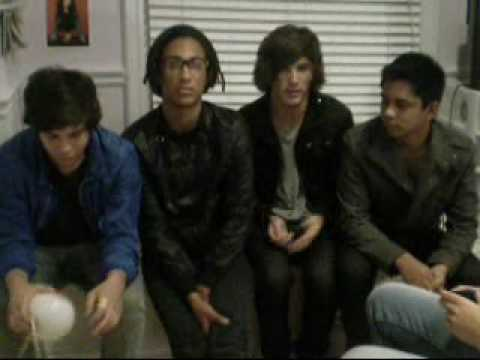 Music Censorship Interview with Allstar Weekend