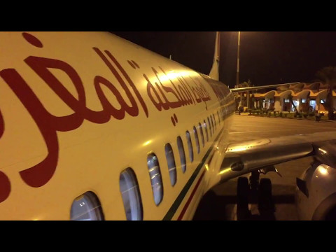 TRIPREPORT | Royal Air Maroc (ECONOMY) | Boeing 737-800 | Canary Islands - Western Sahara
