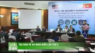 VTC14_Tọa đàm về an ninh biển lần thứ 2