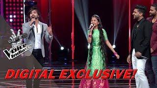 guru randhawa coach himesh sings aashiqui mein teri moment the voice india kids grand finale
