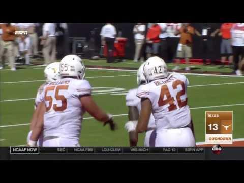 Texas at Oklahoma State | 2016 Big 12 Football Highlights