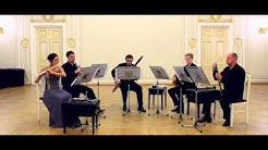 Modest Musorgsky. Pictures at an Exhibition for woodwind quintet.
