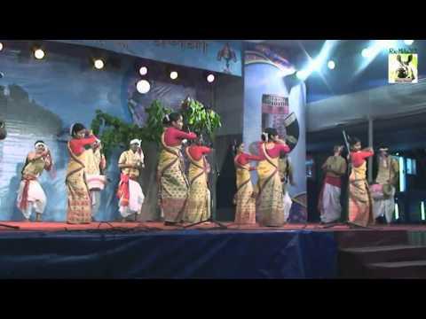 Assamese Bihu Dance ::::: Latasil Bihutali