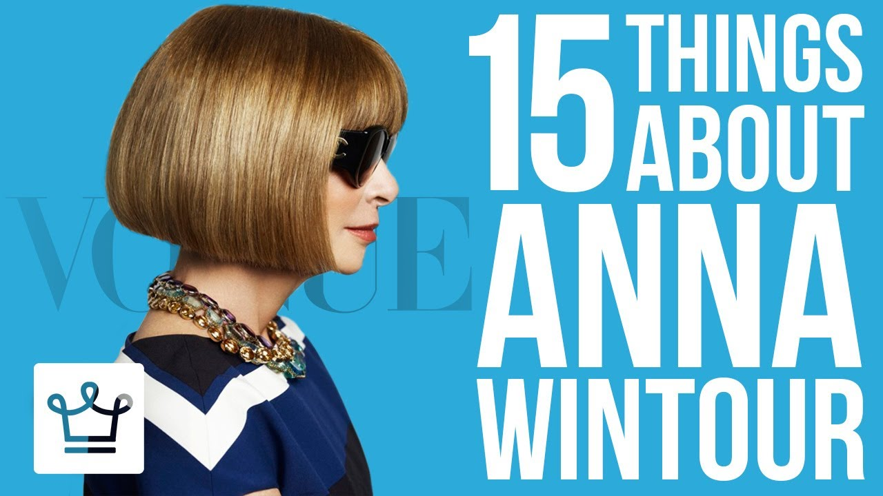 Anna Wintour finally reveals why she ALWAYS wears sunglasses - and it's incredible