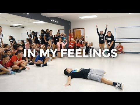 In My Feelings - Drake Dance   besperon Choreography