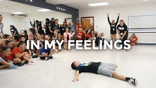 In My Feelings - Drake (Dance Video) | @besperon Choreography