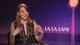 Emma Stone ('La La Land') On Starring In Modern-day Movie Musical